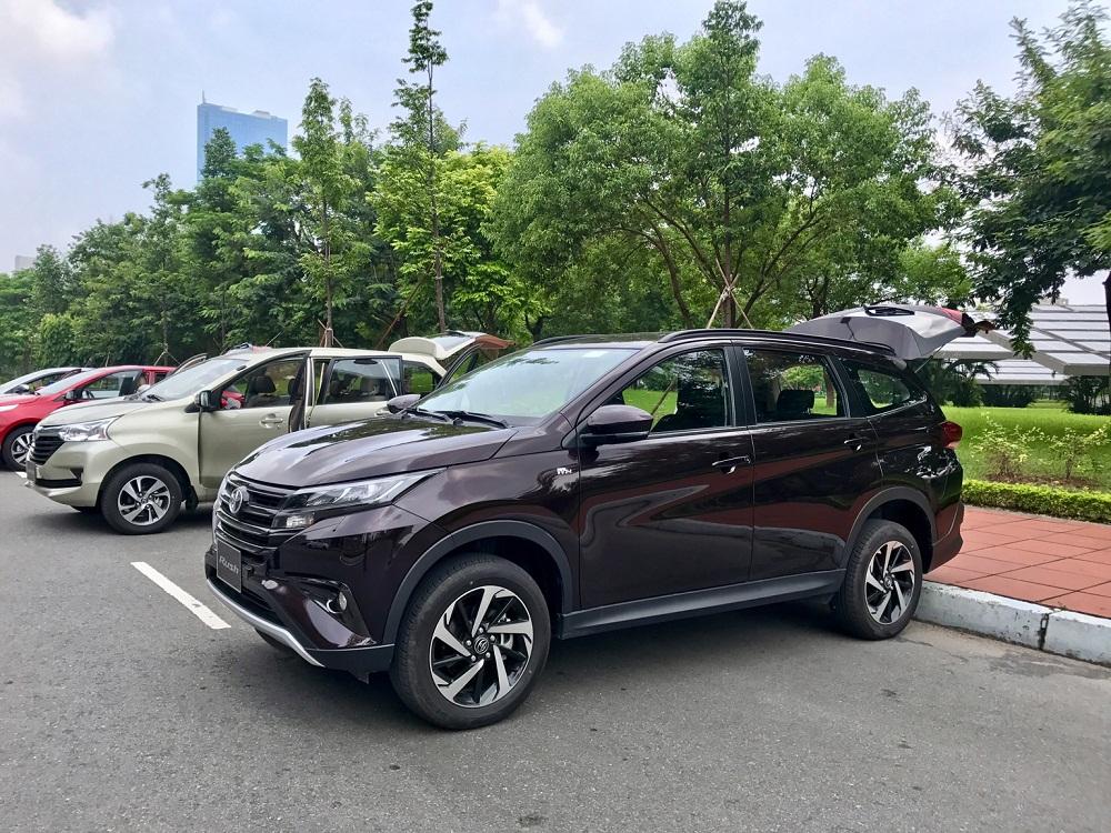 Mua bán xe Toyota Rush 2020 giá tốt #1