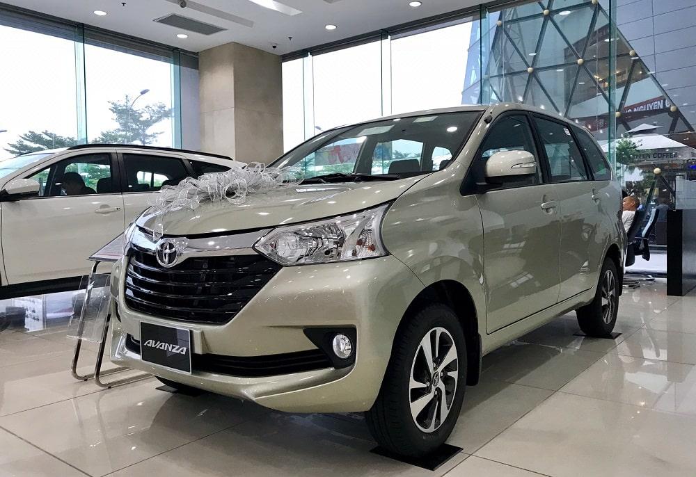 Mua bán xe Toyota Avanza 2020 giá tốt #1