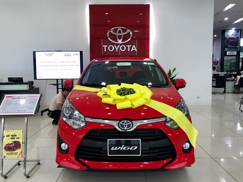 Mua bán xe Toyota Wigo 2020 giá tốt #1