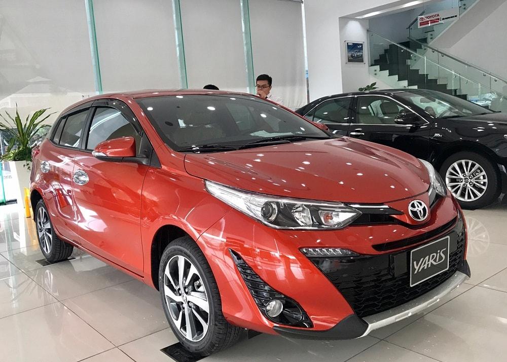 Mua bán xe Toyota Yaris 2020 giá tốt #1