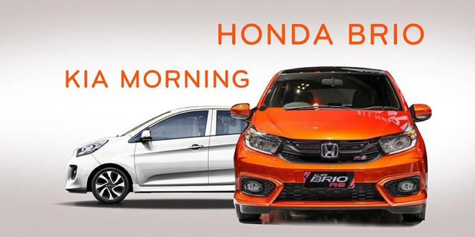 So sánh khả năng vận hành mẫu xe Kia Morning 2020 và Honda Brio 2020